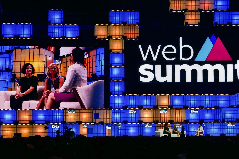 Barbara Martin Coppola, Ikean Chief Digital Officer ja Kristin Lemkau, JPMorgan Chasen CMO kertoivat kuinka olivat kehittämässä perinteistä brändiään digitaaliseen suuntaan.