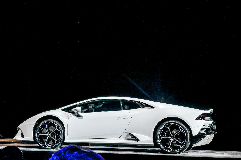 Uusi Lamborghini Huracan EVO A