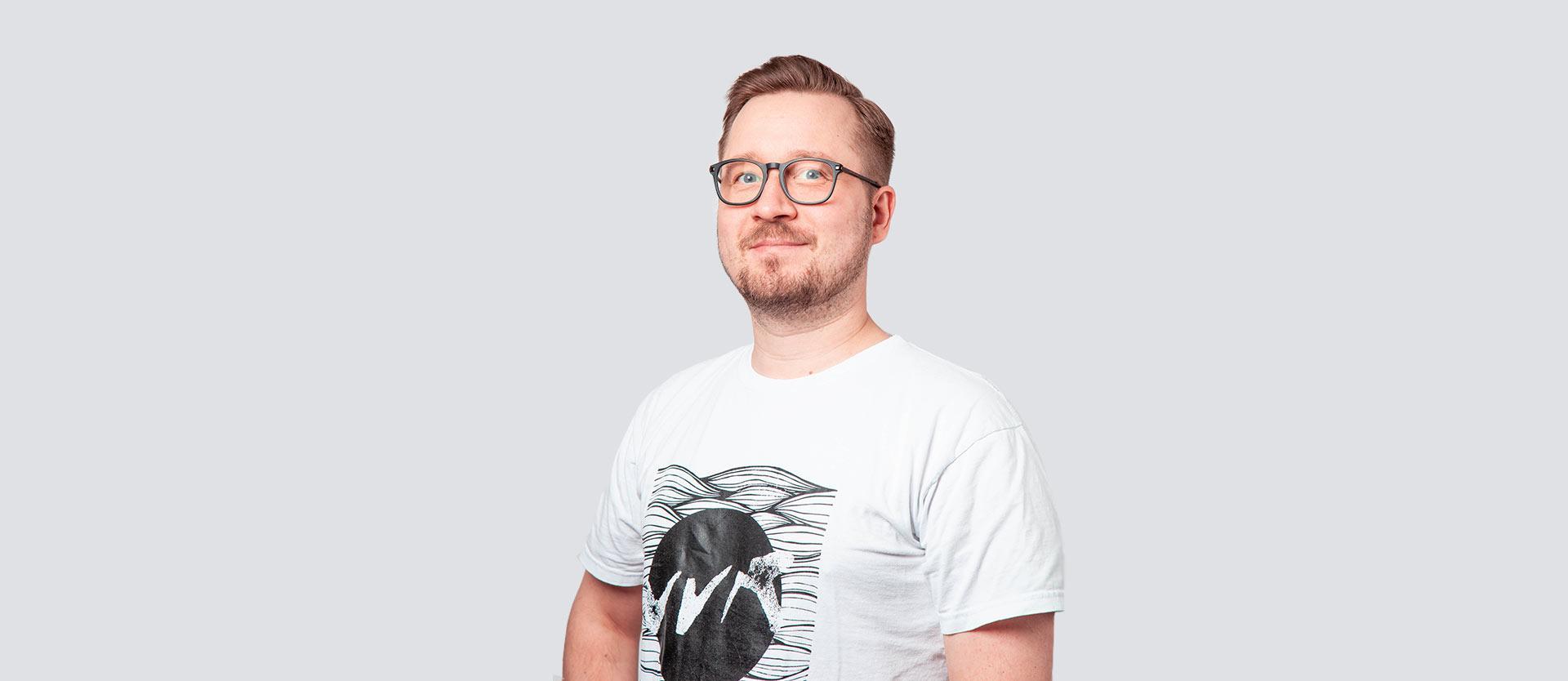 Jussi Kosonen vahvistaa Creative Cruen koodiosastoa.