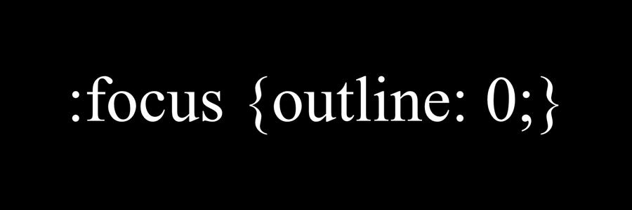 Outline-kuvitus